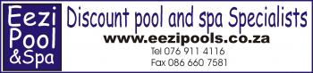 Eezi Pool and Spa Logo